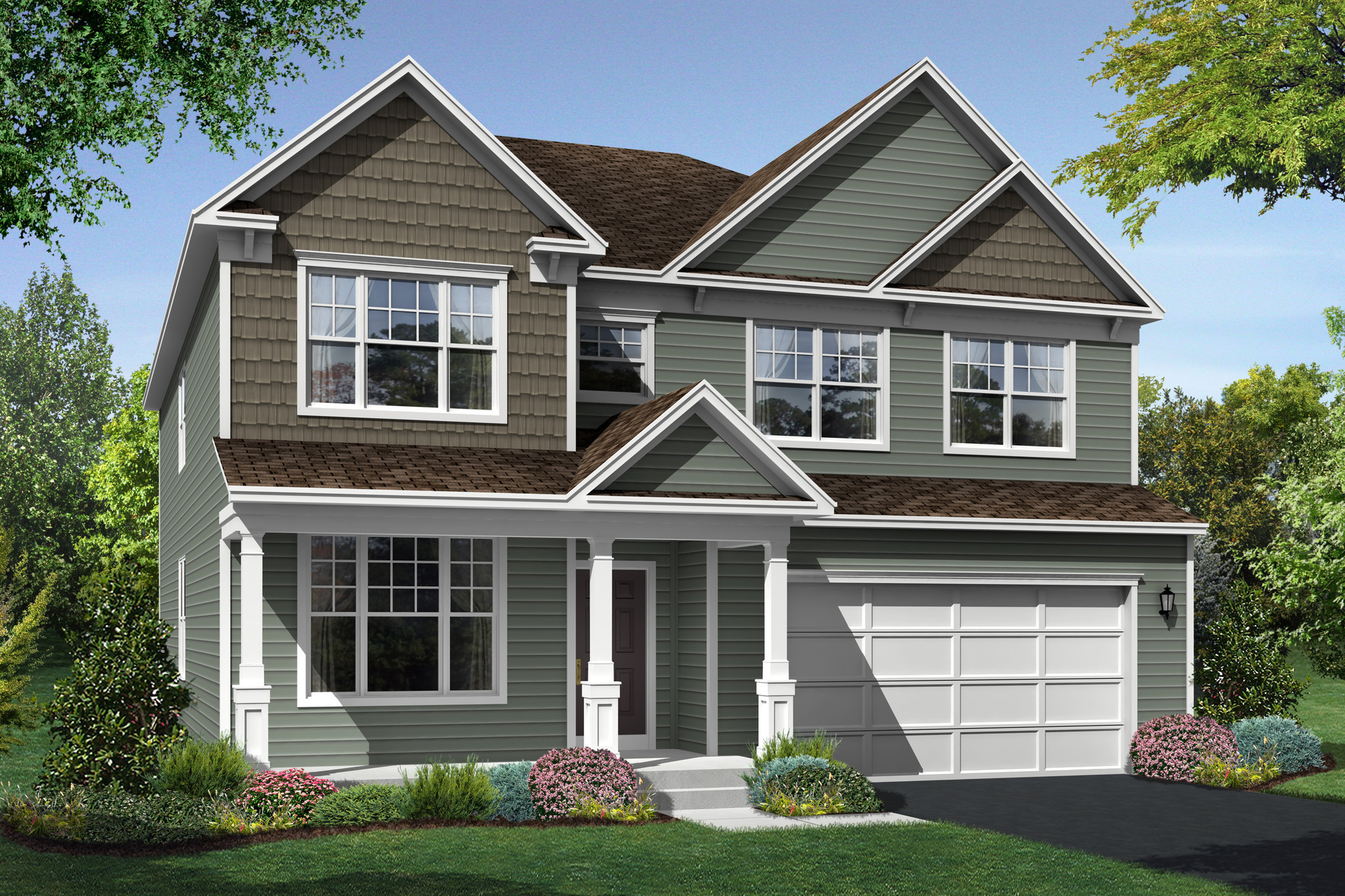 K Hovnanian Home Floor Plans Part - 19: K. Hovnanian Homes Breaks Ground On New Lisle Subdivision Arbor Trails -  Naperville Sun