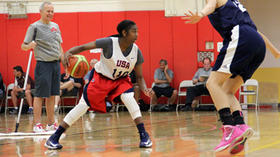 Annapolis Area Christian's Taylor Murray set to play in FIBA Americas U16 championships