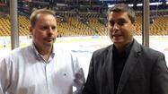 Video: Haugh, Kuc on Hawks' Game 3 loss