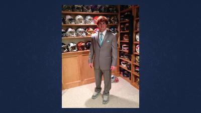 Tyler Gironda plans to attend the University of Alabama.