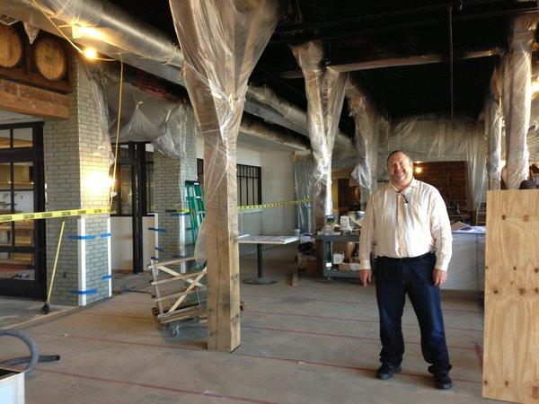Sam King to open second Water Grill