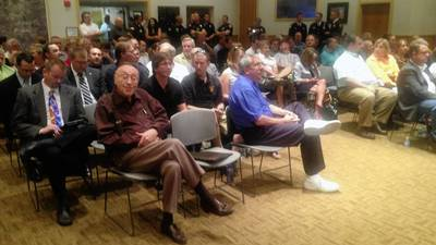 Buffalo Grove delays assault weapons ban discussion