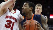 Orr's Henry leaves Illinois for DePaul