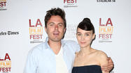 Rooney Mara gets girlie for film screening with Casey Affleck