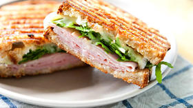 THE KITCHN: A pressed sandwich to remember
