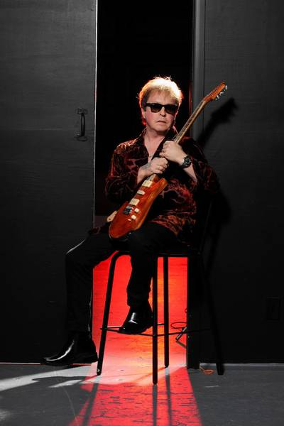 Country Club Hills Theater season opens Friday. Among this summer's acts is the Rock' n' Blues Fest on Aug. 9, which will feature Ten Years After, Edgar Winter Band, Canned Heat, Rick Derringer (pictured above) and Pat Travers.