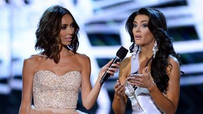 Miss Utah flub steals spotlight from Miss USA winner Erin Brady