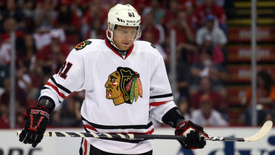 Hossa 'likely' to return for Hawks in Game 4