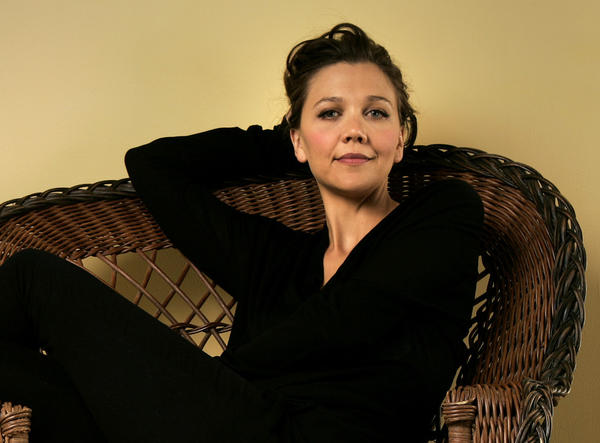 "Maggie Gyllenhaal has starred in off-Broadway productions of Chekhov's ""Uncle Vanya"" and ""Three Sisters."""