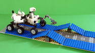 NASA's Mars Curiosity rover to take Lego form, thanks to voters
