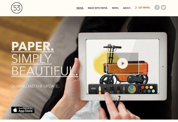 FiftyThree, the maker of Apple's iPad app of the year, has raised $15 million in funding, led by Andreessen Horowitz.