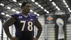 Bryant McKinnie won't need to be NFL's best tackle