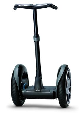 "The Segway revolutionized transportation for mall cops and at least one ""Arrested Development"" character, but few have embraced this 21st century form of transportation."