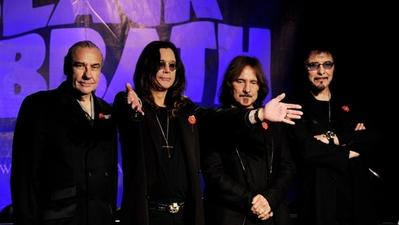Black Sabbath Nabs First No.1 UK Album in Over 42 years