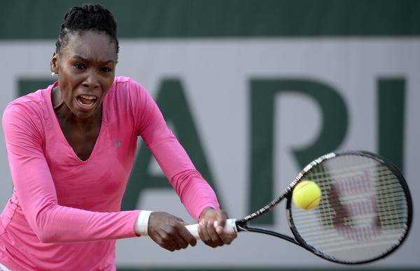 Venus Williams announced via Facebook that she will not be taking part in Wimbledon this year. The tournament begins next week.