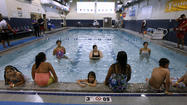 Photo Gallery: Burbank YMCA participated in the World's Largest Swimming Lessons