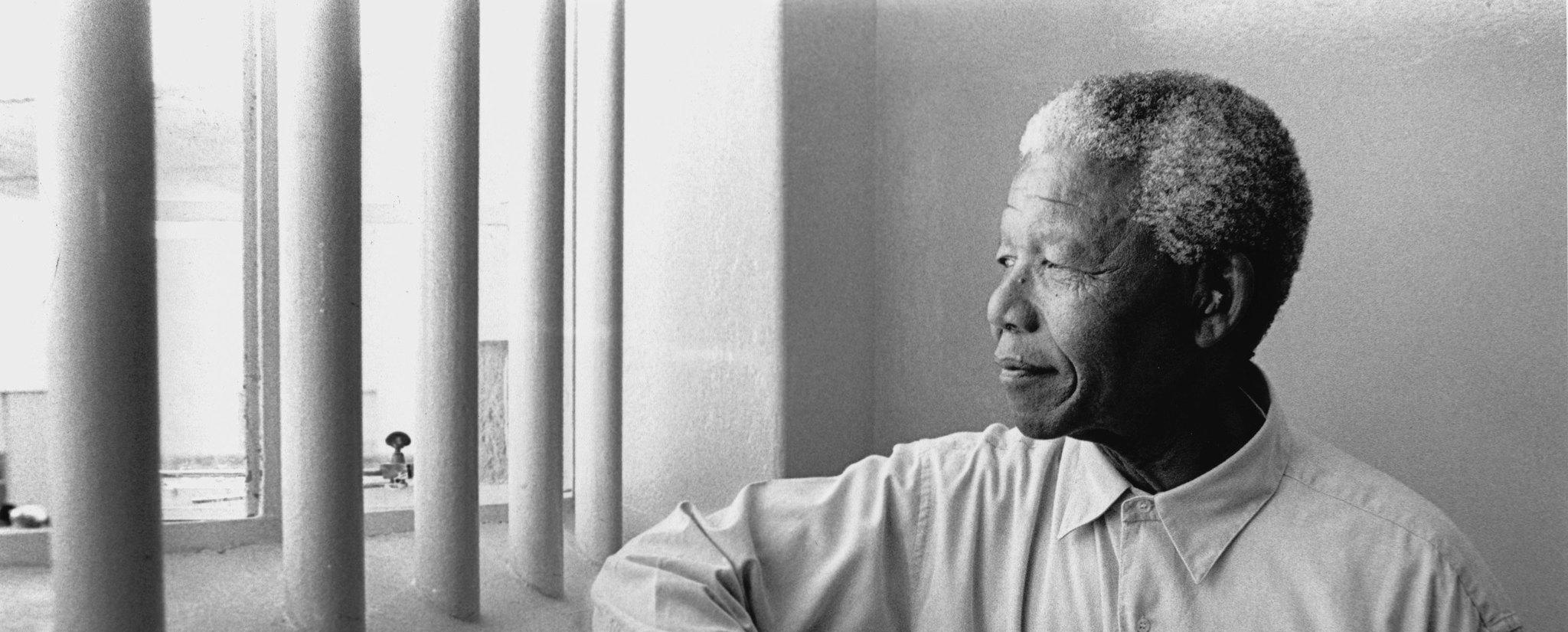 Nelson Mandela Anti Apartheid Icon Reconciled A Nation Los