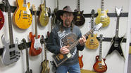 Connecticut Instrument Makers Craft Guitars Out of Old Cigar Boxes