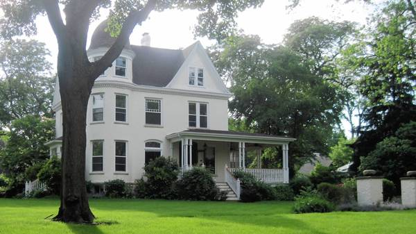 Concerns that a Queen Anne-style house might be demolished is prompting Hinsdale to increase efforts to preserve historic houses.