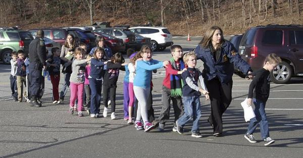 Traumatic events such as the Sandy Hook school shooting have affected kids' overall outlook, an MTV study has found.
