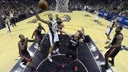 (Sports Network) - The San Antonio Spurs are one win away from a fifth NBA championship and will go for it Tuesday night in Game 6 of the NBA Finals against the Miami Heat.