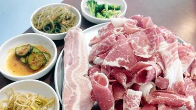 Dining Out: Sizzling, laid-back Korean barbecue