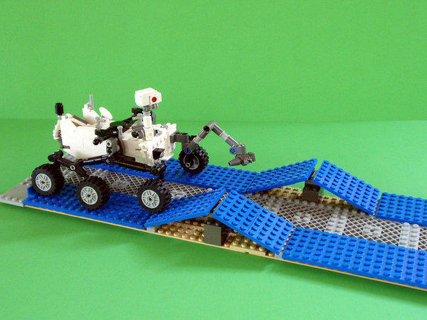 A Lego version of NASA's Mars Curiosity rover is set to be built thanks to thousands of votes from fans. The Lego Mars Science Laboratory rover was built by former JPL engineer Stephen Pakbaz.