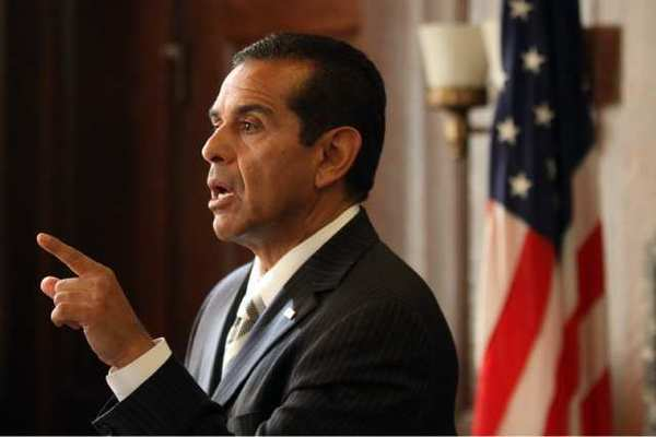 """This city has given me more than I could have ever hoped for,"" L.A. Mayor Antonio Villaraigosa told a radio host Tuesday."