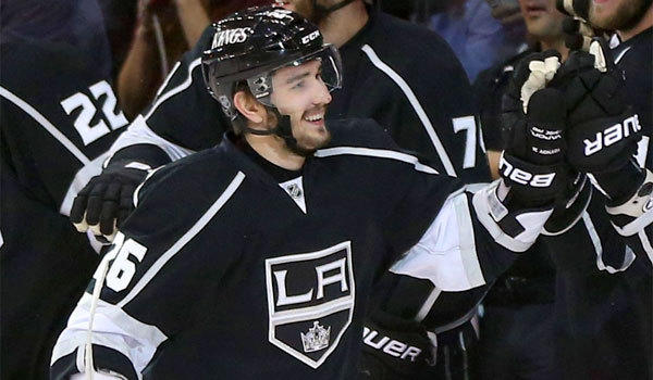 Slava Voynov, 23, reached a six-year, $25-million contract agreement with the Kings on Tuesday.