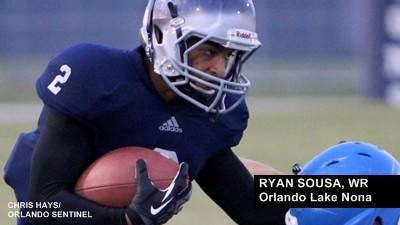 Catching up with FSU commit WR Ryan Sousa of Orlando Lake Nona