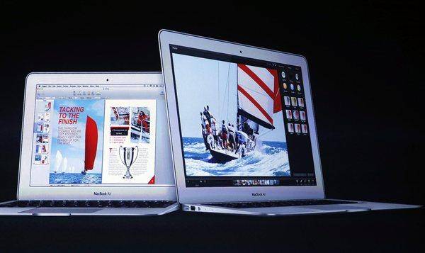 Updates to Apple's Macbook Air were announced during the company's Worldwide Developer's Conference in San Francisco. It includes support for a new wireless technology known as 802.11ac.