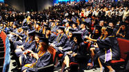 Florida Atlantic University expects just 40 percent of students who started as freshmen in 2007 to have earned a degree by spring 2013.