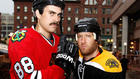 Battle of the fans: Boston Bruins vs. Chicago Blackhawks