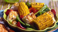 Scott McKenzie & the Morning Mix recipe of the week: Caribbean Fish & Corn Roast