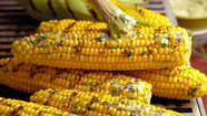 Steaming, boiling or grilling are time-honored ways to enliven the natural sugars of sweet corn. But flavored butters and oils can add another layer of flavor to this summer side dish. Here are just a few suggestions: