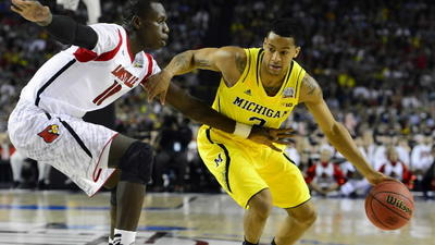 Michigan's Trey Burke could become Magic's point guard of the future
