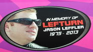 Jason Leffler death reflects dirt track dangers