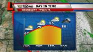 Storm Team 12: Scattered storms; warming trend