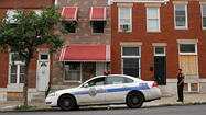 Baltimore homicide reported on same block as earlier shooting