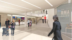 Baltimore Museum of Art to reopen renovated spaces in fall 2014