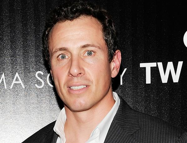 "This April 16, 2012 file photo shows ABC News' Chris Cuomo at the premiere of the film ""Safe"" in New York. Cuomo hosts CNN's ""New Day"" morning show, which premiered on Monday."