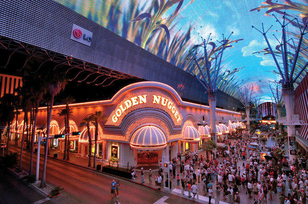 The Golden Nugget in downtown Las Vegas is adding a $5 nightly fee beginning July 1.