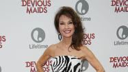 Susan Lucci celebrates at 'Devious Maids' premiere party