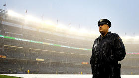 Dodgers and Yankees rained out; doubleheader set for Wednesday