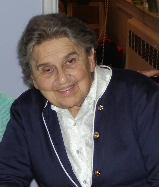 Dr. Gertrude Novak traveled the globe on medical missions.