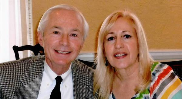 Tom and Marcia Korman.
