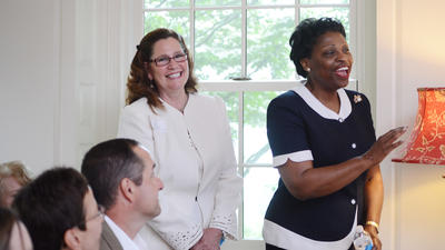 Md. schools superintendent, head of state teachers association discuss education reform