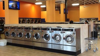 'High-speed' laundromat to open on Gorman Avenue