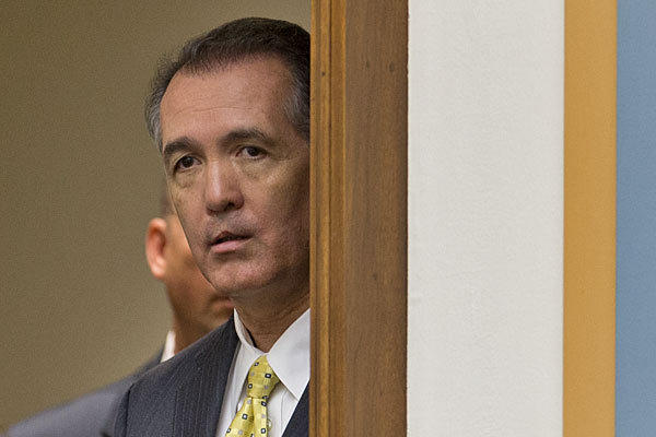 Rep. Trent Franks (R-Ariz.) sponsored the bill and made a controversial comment about an amendment last week.