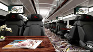 Las Vegas: Party train won't be ready for New Year's Eve 2013
